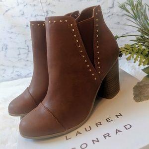 LC Lauren Conrad courtship ankle boots